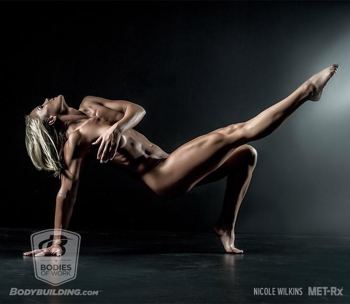 Nicole Wilkins (Николь Уилкинс)