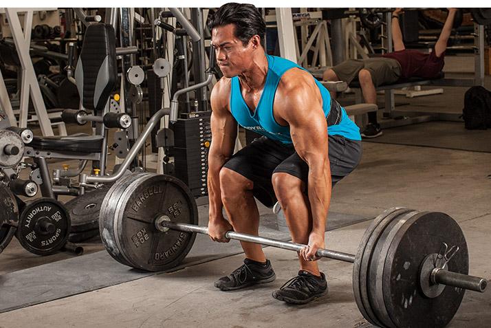 Цель натренировать мышцы, а не стать специалистом использования экипировки.
