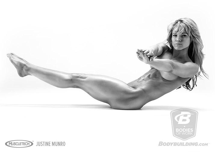 Justine Munro (Джастин Манро)