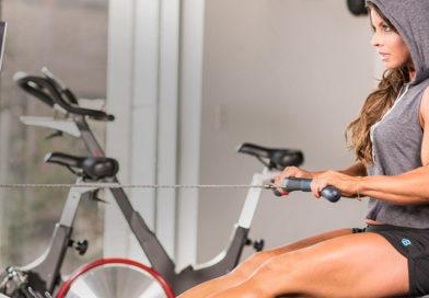 4 способа разнообразить кардио-рутину от фитнес-модели Джен Джуэлл
