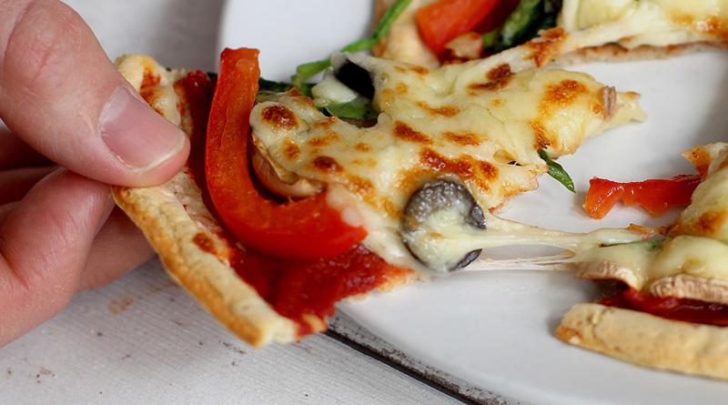 Рецепт протеиновой пиццы