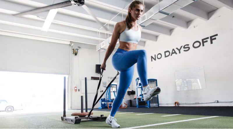 Интервью с канадской легкоатлеткой Алишей Ньюман