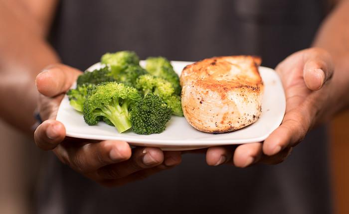 Избегайте вредной пищи
