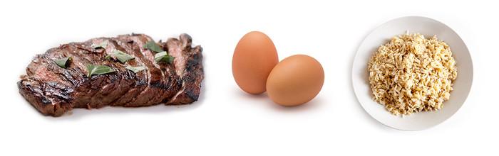 Вы не должны есть белок каждые 2-3 часа