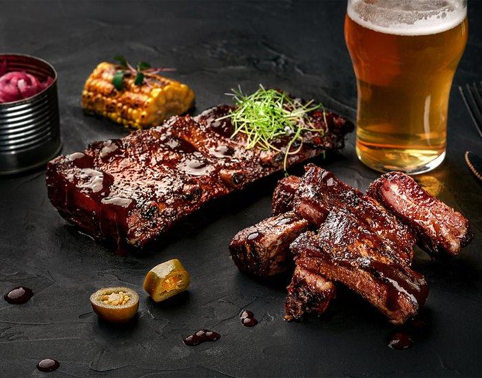 Маринуйте мясо в пиве