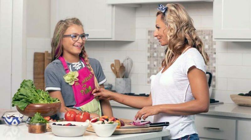 6 способов приучить ребенка к правильному питанию