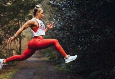 Лучший способ провести тренировку: новый фитнес от Каисы Керанен