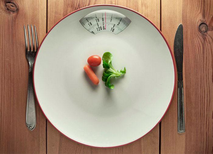 Не переусердствуйте, сокращая число калорий.